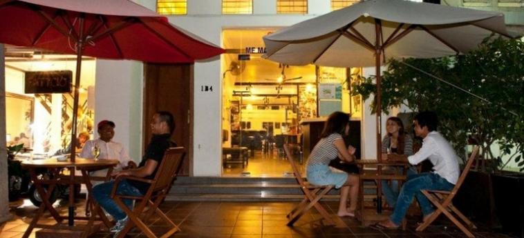 Hotel Me Mates Place: Library PHNOM PENH