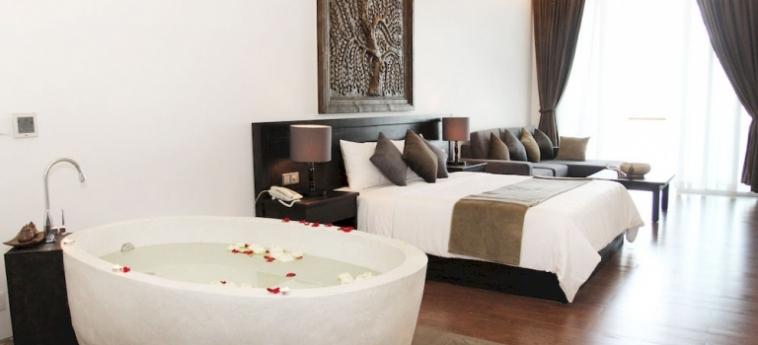 Hotel Niron: Bunk-Bed Room PHNOM PENH