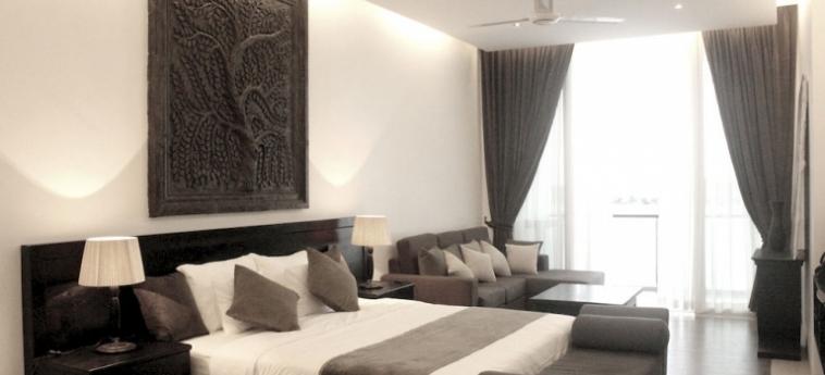 Hotel Niron: Dettagli Strutturali PHNOM PENH