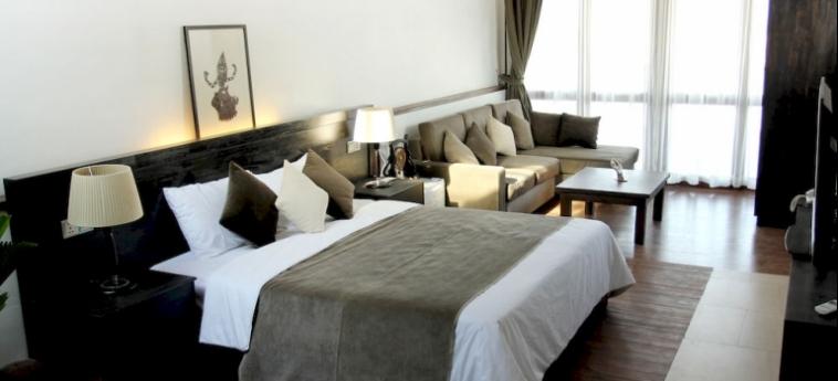 Hotel Niron: Putting Green PHNOM PENH