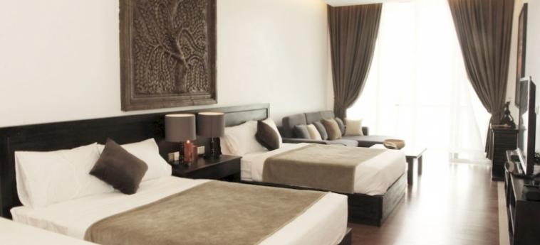 Hotel Niron: Restaurant PHNOM PENH