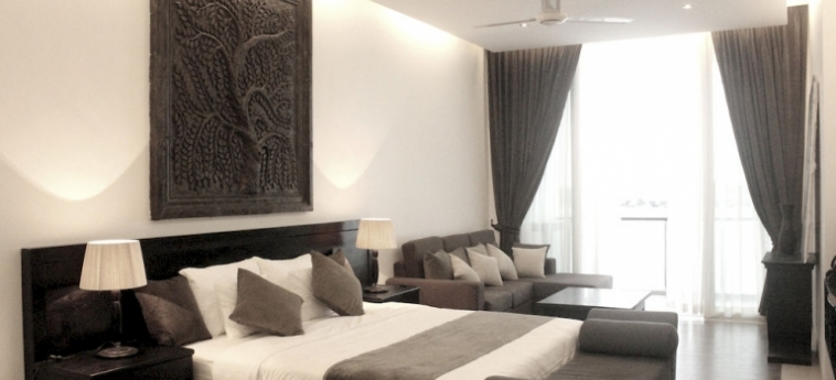Hotel Niron: Soggiorno E Angolo Cottura PHNOM PENH