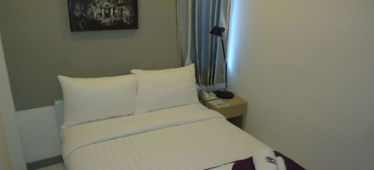 St. 288 Hotel Apartment & Hotel Service: Balcone PHNOM PENH