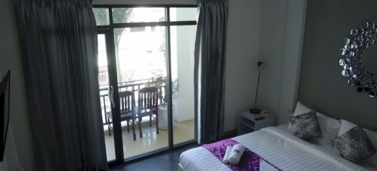 St. 288 Hotel Apartment & Hotel Service: Camera Matrimoniale/Doppia PHNOM PENH