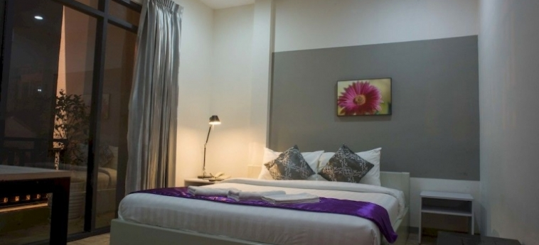 St. 288 Hotel Apartment & Hotel Service: Camera Singola PHNOM PENH
