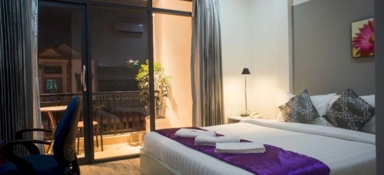St. 288 Hotel Apartment & Hotel Service: Colazione PHNOM PENH