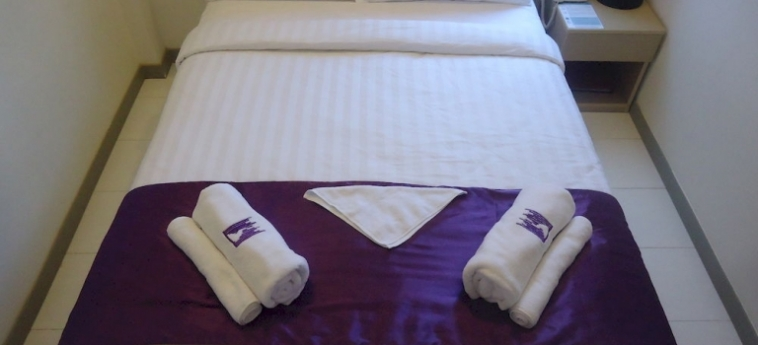 St. 288 Hotel Apartment & Hotel Service: Guest Room PHNOM PENH