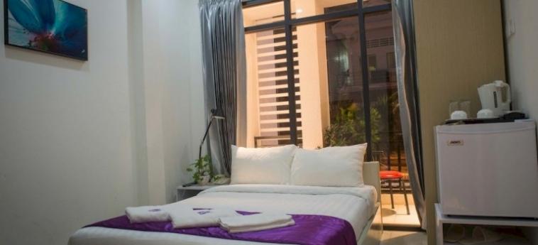 St. 288 Hotel Apartment & Hotel Service: Ristorante Panoramico PHNOM PENH
