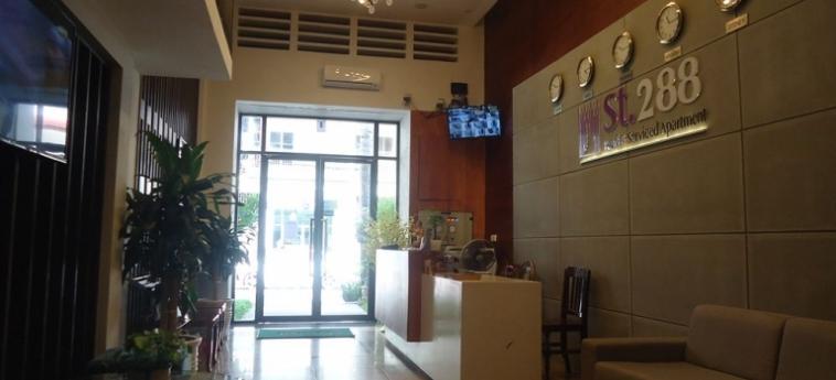 St. 288 Hotel Apartment & Hotel Service: Scenario PHNOM PENH