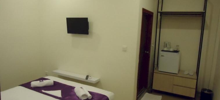 St. 288 Hotel Apartment & Hotel Service: Solarium PHNOM PENH