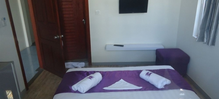 St. 288 Hotel Apartment & Hotel Service: Sorgente Termale PHNOM PENH