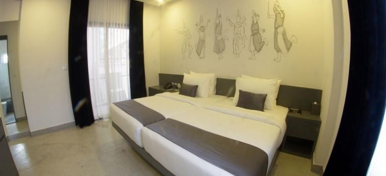 Teav Bassac Boutique Hotel & Spa: Apartamento de dos piezas PHNOM PENH