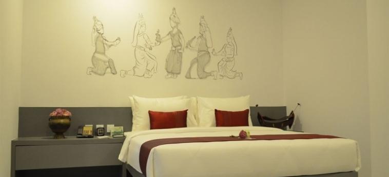 Teav Bassac Boutique Hotel & Spa: Cocina PHNOM PENH
