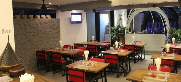 Teav Bassac Boutique Hotel & Spa: Desayuno PHNOM PENH