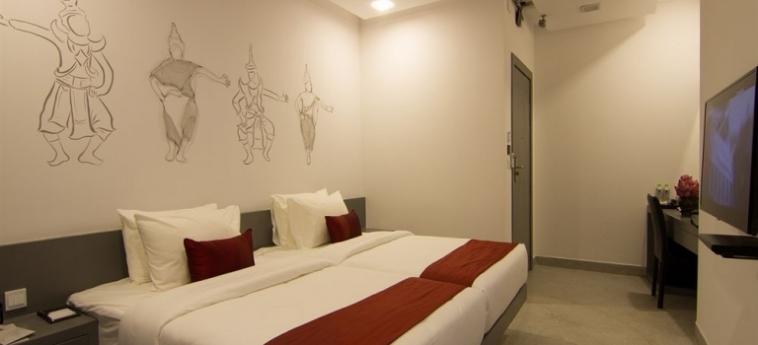 Teav Bassac Boutique Hotel & Spa: Detalle PHNOM PENH