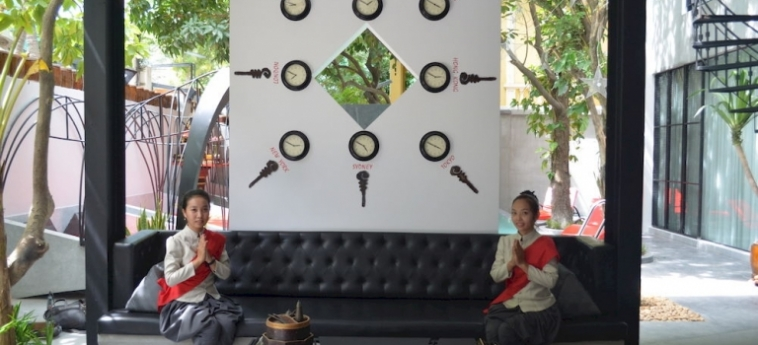 Teav Bassac Boutique Hotel & Spa: Dormitory 4 Pax PHNOM PENH