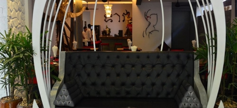 Teav Bassac Boutique Hotel & Spa: Jacuzzi PHNOM PENH