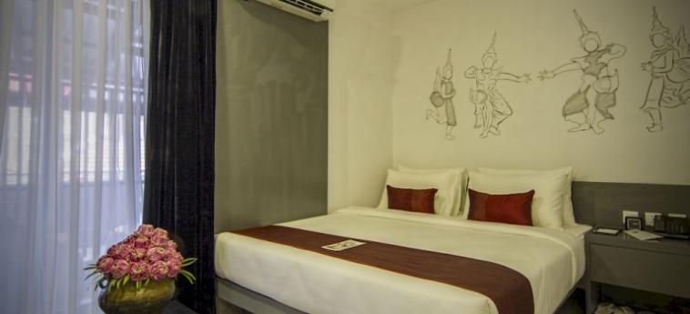 Teav Bassac Boutique Hotel & Spa: Junior Suite Deluxe Room PHNOM PENH
