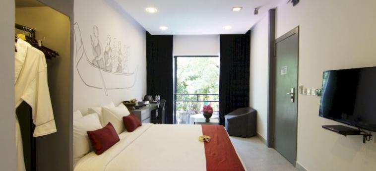 Teav Bassac Boutique Hotel & Spa: Spa PHNOM PENH