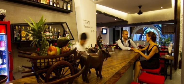 Teav Bassac Boutique Hotel & Spa: Appartamento Mercurio PHNOM PENH
