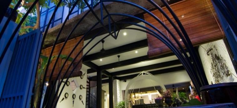 Teav Bassac Boutique Hotel & Spa: Appartamento Minerva PHNOM PENH