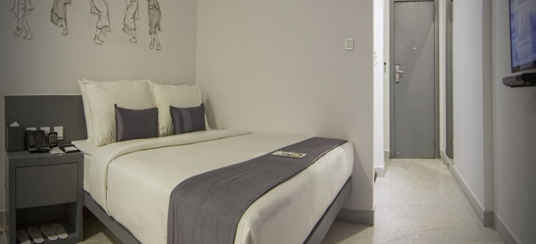 Teav Bassac Boutique Hotel & Spa: Camera Business Suite PHNOM PENH