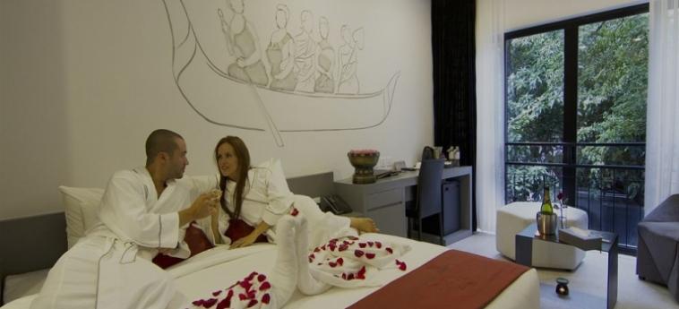 Teav Bassac Boutique Hotel & Spa: Centro Fitness PHNOM PENH