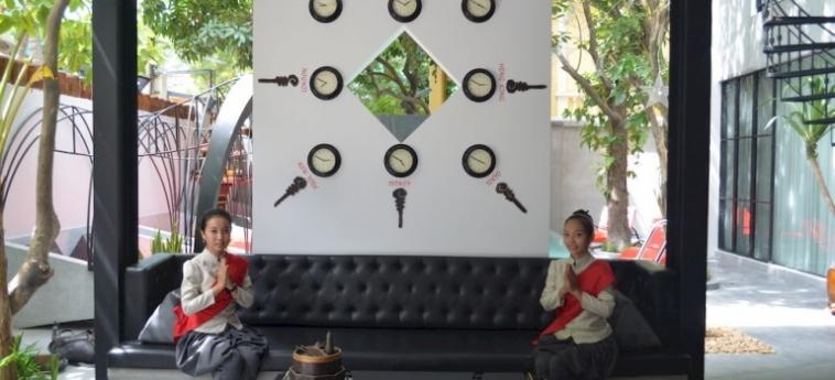 Teav Bassac Boutique Hotel & Spa: Dormitorio 4 Pax PHNOM PENH