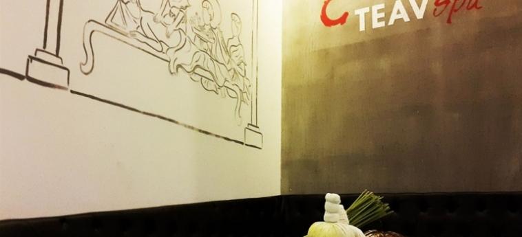 Teav Bassac Boutique Hotel & Spa: Guest Room PHNOM PENH