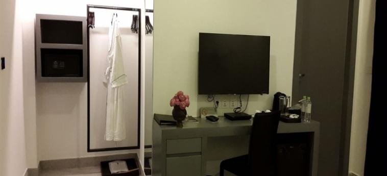 Teav Bassac Boutique Hotel & Spa: Living Room PHNOM PENH