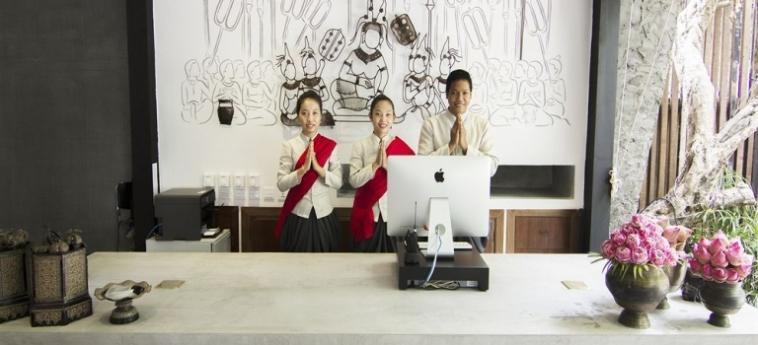 Teav Bassac Boutique Hotel & Spa: Svago PHNOM PENH