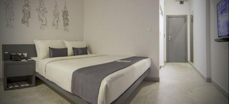 Teav Bassac Boutique Hotel & Spa: Dormitory PHNOM PENH