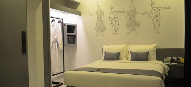Teav Bassac Boutique Hotel & Spa: Salle de Jeux PHNOM PENH