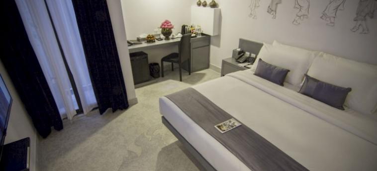Teav Bassac Boutique Hotel & Spa: Berg PHNOM PENH