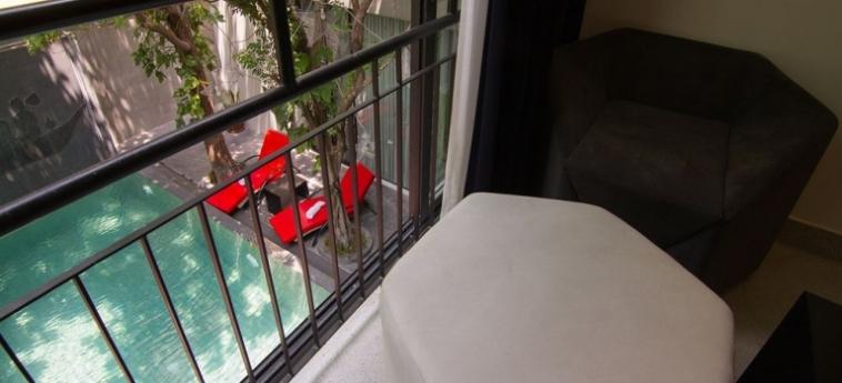 Teav Bassac Boutique Hotel & Spa: Diskothek PHNOM PENH