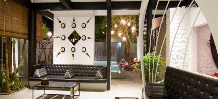 Teav Bassac Boutique Hotel & Spa: Neubau PHNOM PENH
