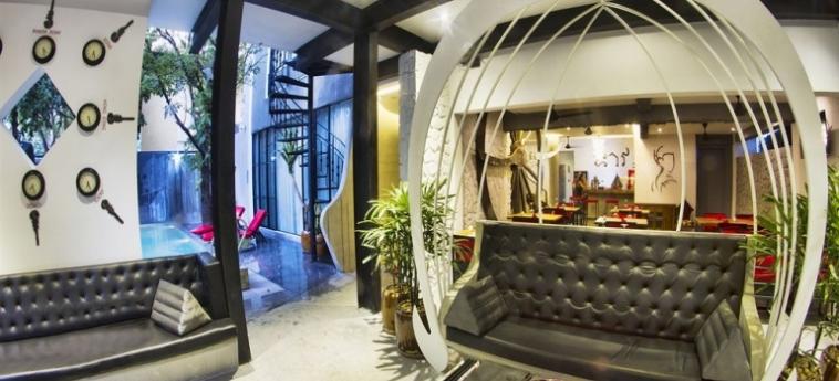 Teav Bassac Boutique Hotel & Spa: Room - Double Club PHNOM PENH