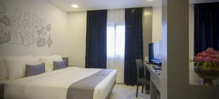 Teav Bassac Boutique Hotel & Spa: Villette PHNOM PENH