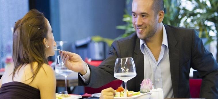 Teav Bassac Boutique Hotel & Spa: Restaurant PHNOM PENH