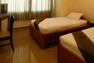Hotel Town View 1: Bedroom PHNOM PENH