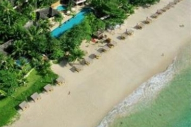 Hotel Andaman White Beach Resort: Plage PHUKET