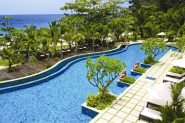 Hotel Andaman White Beach Resort: Swimming Pool PHUKET
