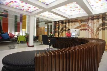 The Color Kata Hotel: Lobby PHUKET