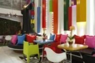 The Color Kata Hotel: Lounge PHUKET