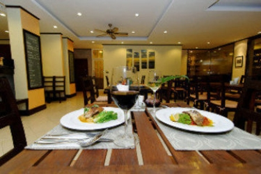 Hotel Grand Sunset: Ristorante PHUKET