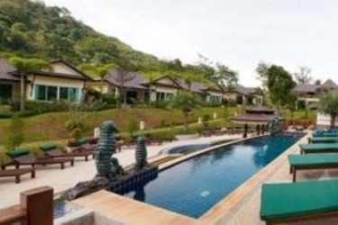 Hotel Vimonsiri Hill Resort & Spa: Piscina Exterior PHUKET