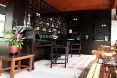 Hotel Vimonsiri Hill Resort & Spa: Extérieur PHUKET