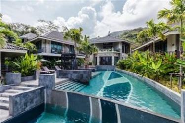 Hotel Mandarava Resort And Spa Karon Beach: Apartement Saraceno PHUKET