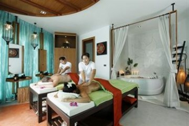 Hotel Mandarava Resort And Spa Karon Beach: Bar PHUKET