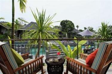 Hotel Mandarava Resort And Spa Karon Beach: Chambre PHUKET